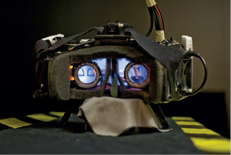 Research Demos | IEEE VR 2015