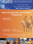 VR 2015 Exhibitor and Supporter Prospectus