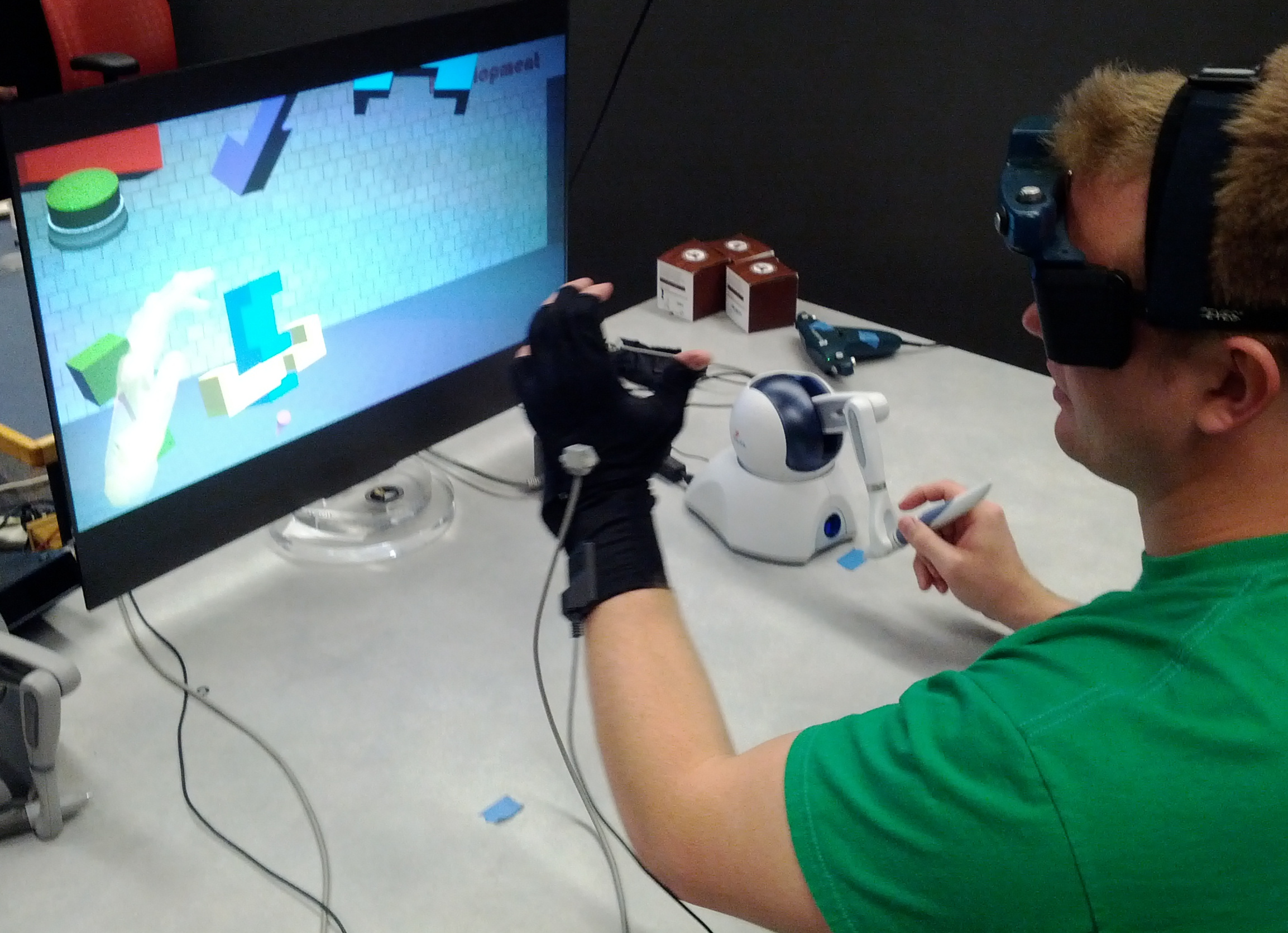 a report on virtual reality the concept of illusion Are you considering a career in augmented / virtual reality or artificial intelligence minority report, we've been intrigued by the concept of virtual reality.