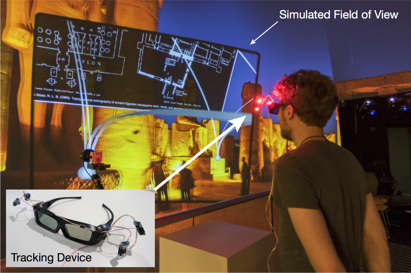 research paper on virtual reality Touching the virtual: how microsoft research is making virtual reality tangible march 8, 2018 | by microsoft blog editor.