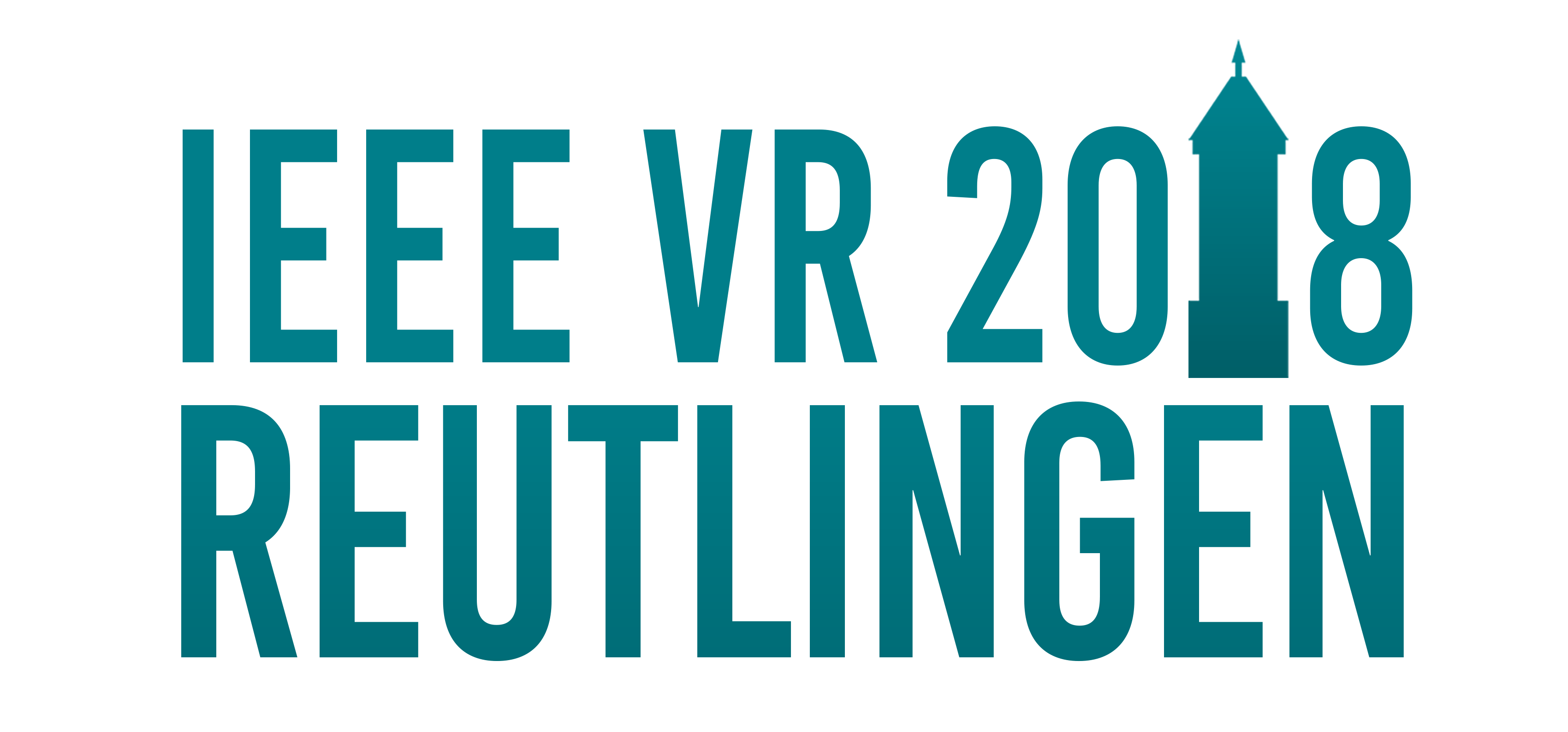 2018 IEEE VR Los Angeles logo